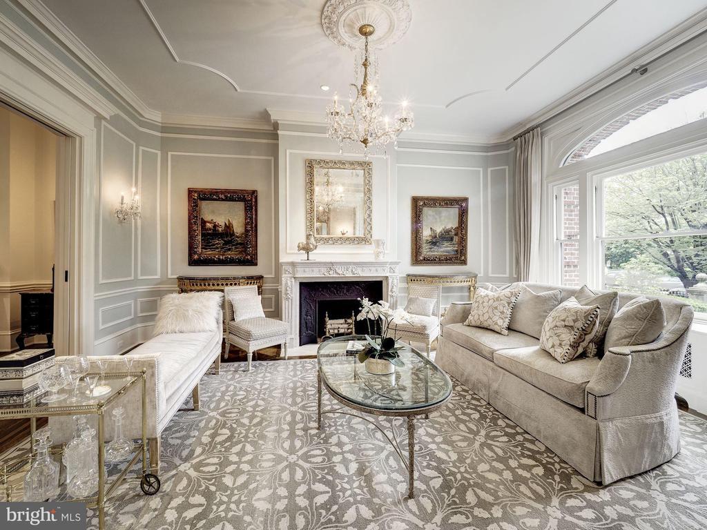 Main Level - Living Room - 2344 MASSACHUSETTS AVE NW, WASHINGTON