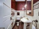 Main Level - Powder Room - 2344 MASSACHUSETTS AVE NW, WASHINGTON