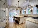 Main Level -  Gourmet Kitchen - 2344 MASSACHUSETTS AVE NW, WASHINGTON