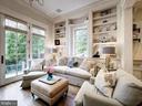 Main Level -  Family Room - 2344 MASSACHUSETTS AVE NW, WASHINGTON