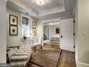 First Upper Level - Master Sitting Room - 2344 MASSACHUSETTS AVE NW, WASHINGTON