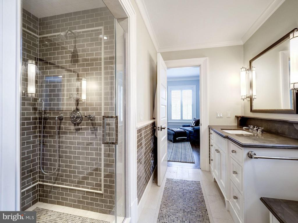 Second Upper Level - Dual Entry Bath - 2344 MASSACHUSETTS AVE NW, WASHINGTON