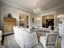 Main Level - Living RoomMain Level - Living Room - 2344 MASSACHUSETTS AVE NW, WASHINGTON