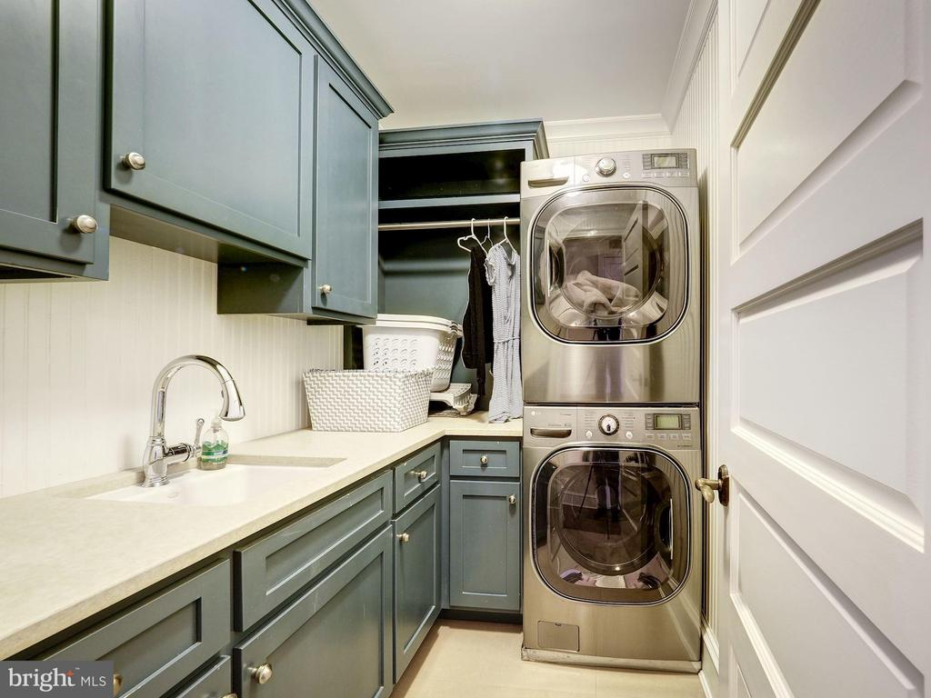 Second Upper Level - Laundry Room - 2344 MASSACHUSETTS AVE NW, WASHINGTON