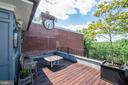 Roof Deck - 2344 MASSACHUSETTS AVE NW, WASHINGTON