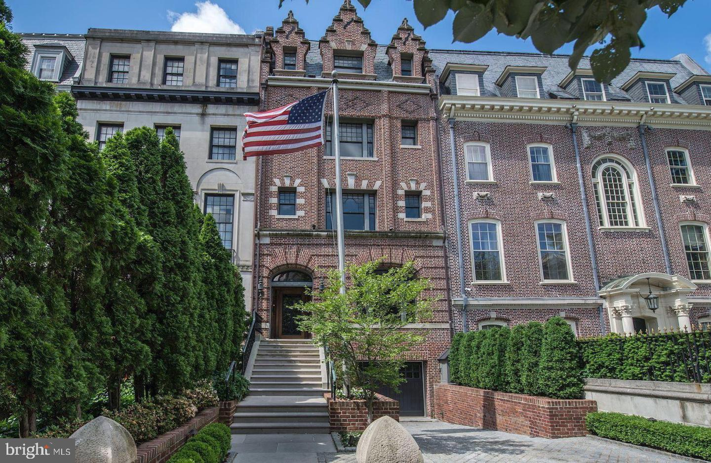 Property for Sale at 2344 Massachusetts Ave NW Washington, District Of Columbia 20008 United States