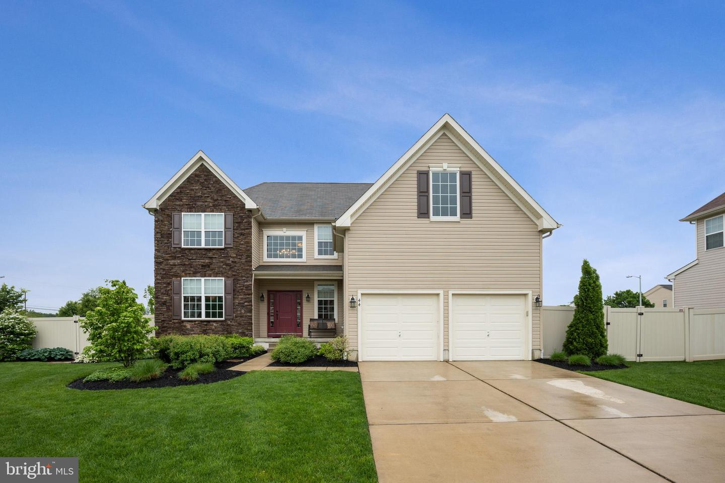 Single Family Home for Sale at Berlin, New Jersey 08009 United States