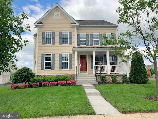 Welcome Home! - 43137 BUTTERFLY WAY, LEESBURG