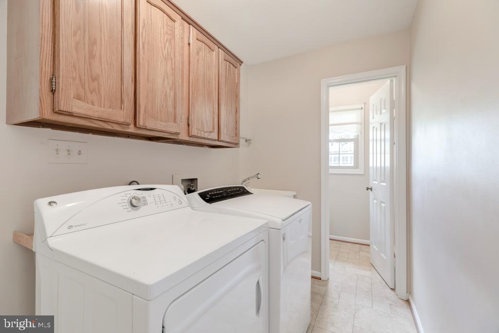 Laundry Room - 6312 MILLER DR, ALEXANDRIA