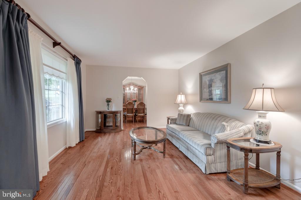 Living Room - 6312 MILLER DR, ALEXANDRIA
