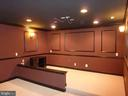 Theater Room - 5322 SAMMIE KAY LN, CENTREVILLE