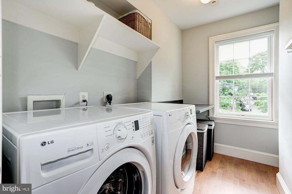 First Upper Level - Laundry Room - 1929 N QUINCY ST, ARLINGTON