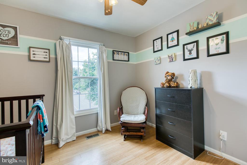 Bedroom #3 - 606 FALKIRK CT, FREDERICKSBURG