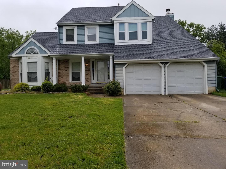 Single Family Homes pour l Vente à Evesham, New Jersey 08053 États-Unis