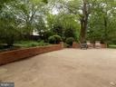 Huge Patio surrounded by Perennial Gardens - 6321 OLD CENTREVILLE RD, CENTREVILLE
