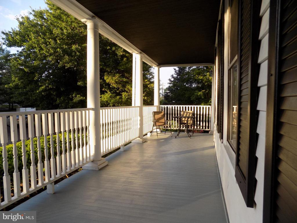 New Steps, Railings, Decking, & Supports as needed - 6321 OLD CENTREVILLE RD, CENTREVILLE