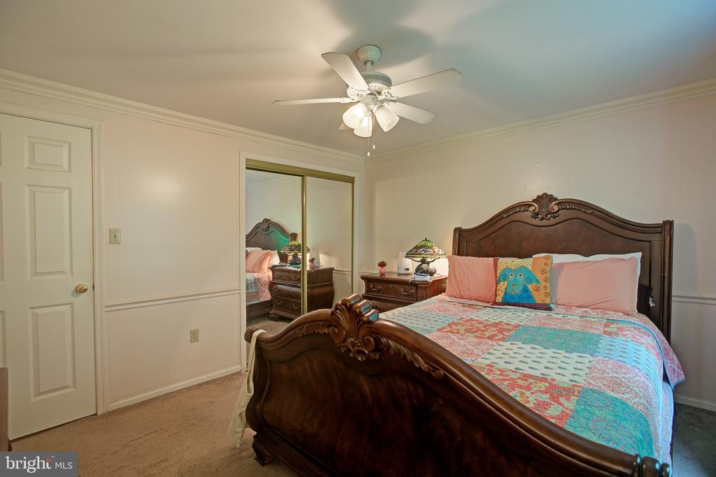 Master bedroom - 3113 CALLOWAY CT, WOODBRIDGE