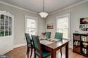 Replacement windows throughout home - 1703 N RANDOLPH ST, ARLINGTON