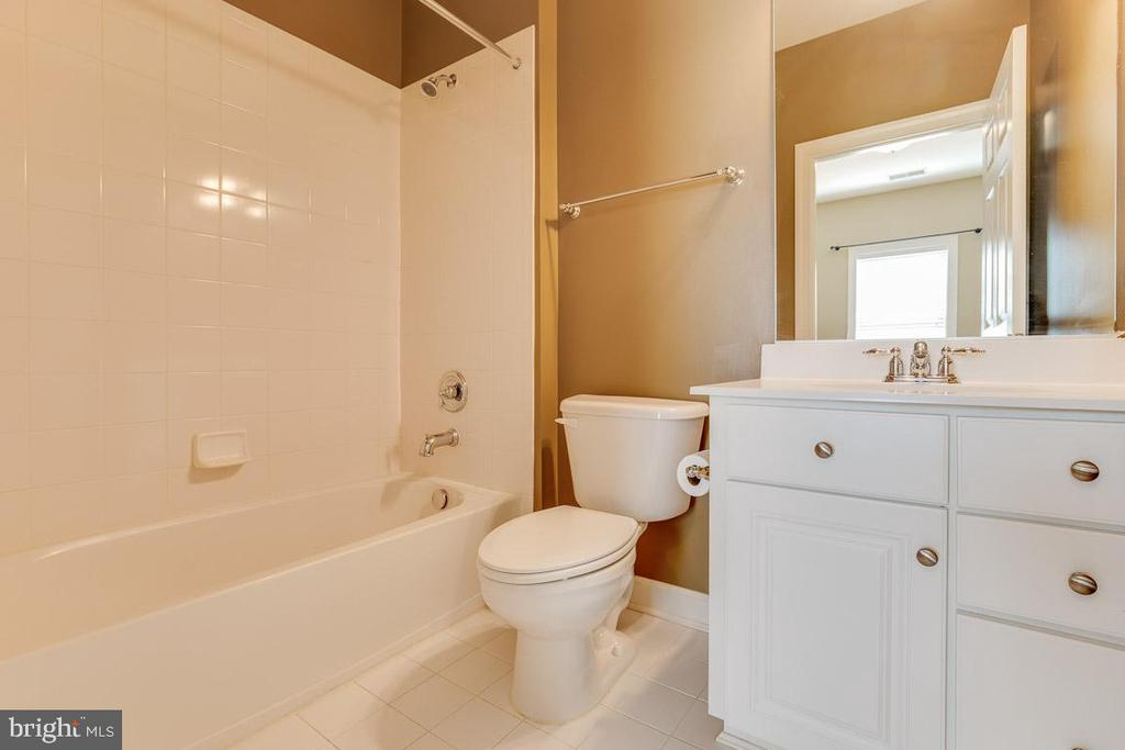 Lower Level Full Bath - 41777 PURPOSE WAY, ALDIE