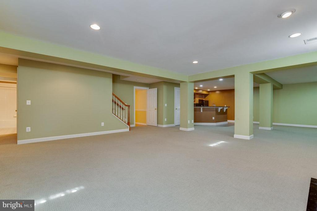 Lower Level Rec Room - 41777 PURPOSE WAY, ALDIE