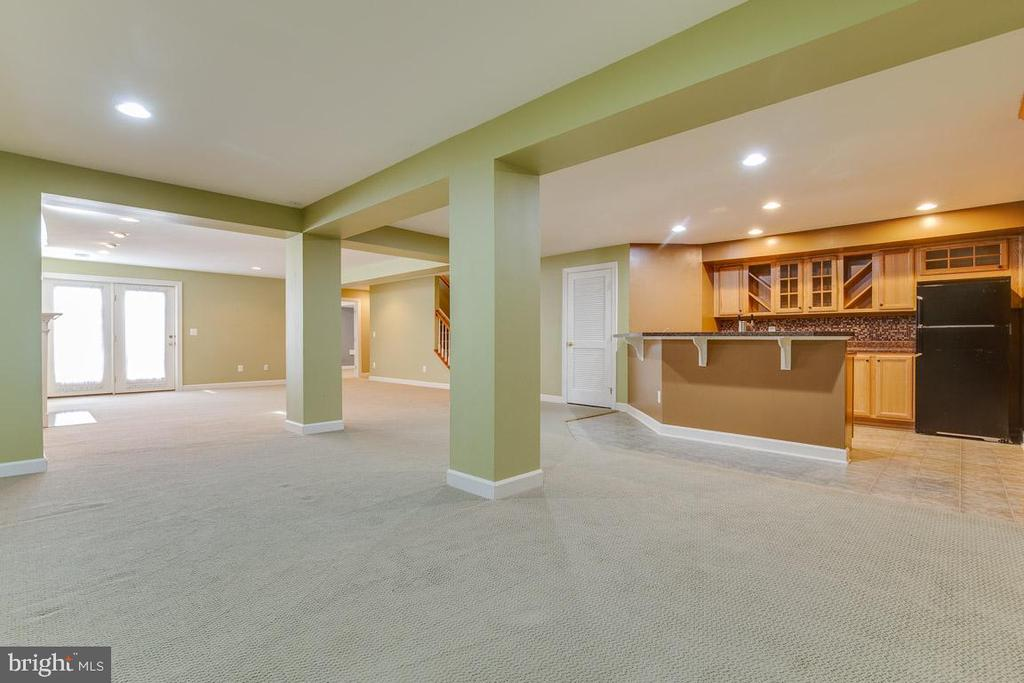 Lower Level Game Room - 41777 PURPOSE WAY, ALDIE