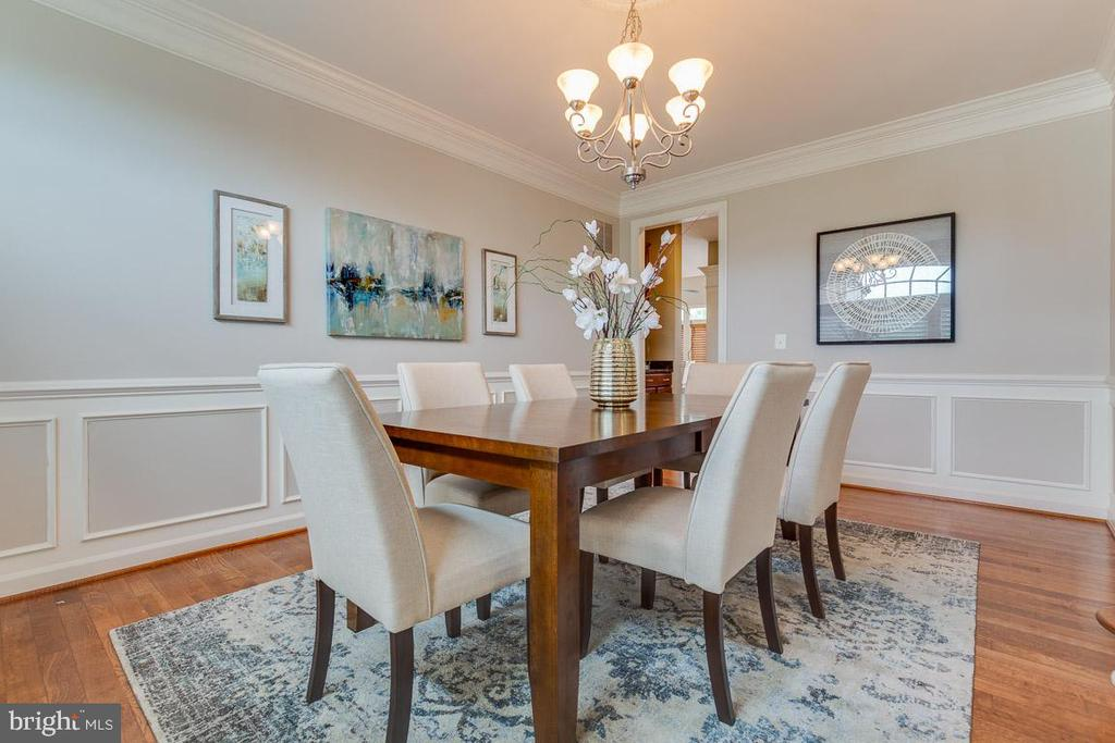 Dining Room - 41777 PURPOSE WAY, ALDIE
