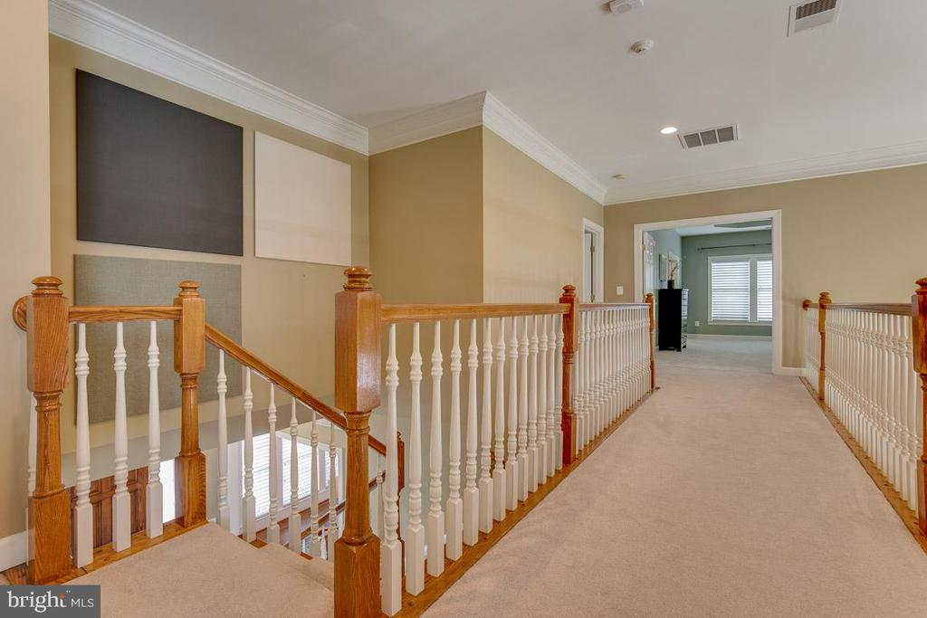 Upstairs Hallway - 41777 PURPOSE WAY, ALDIE