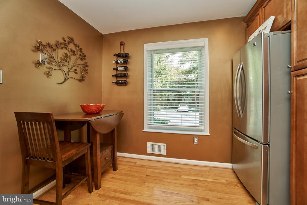 Eat-in Space in the Kitchen - 6011 TICONDEROGA CT, BURKE