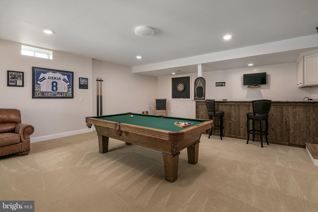 basement - 7560 HUNTER WOODS DR, MANASSAS