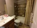 Basement Full Bath - 5322 SAMMIE KAY LN, CENTREVILLE