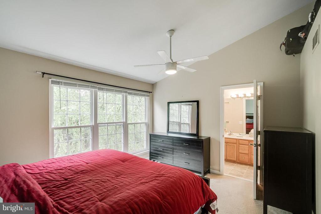 Master bedroom - 321 BARNFIELD SQ NE, LEESBURG