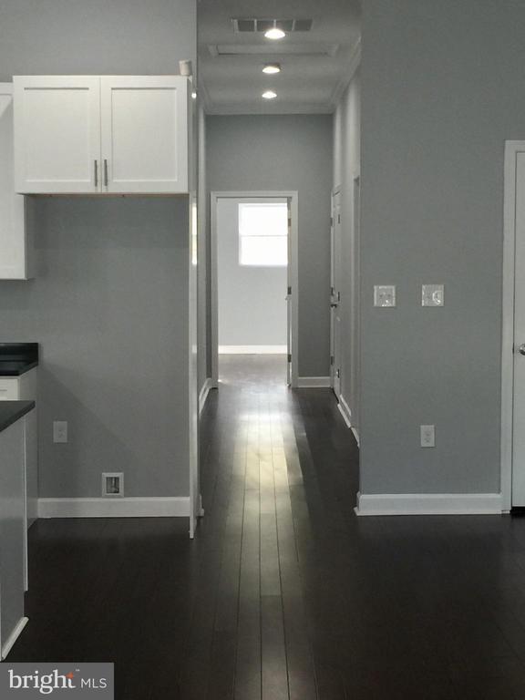 Hallway - 1114 51ST PL NE, WASHINGTON