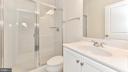 Lower Level Full Bath - 20384 ROSLINDALE DR, ASHBURN