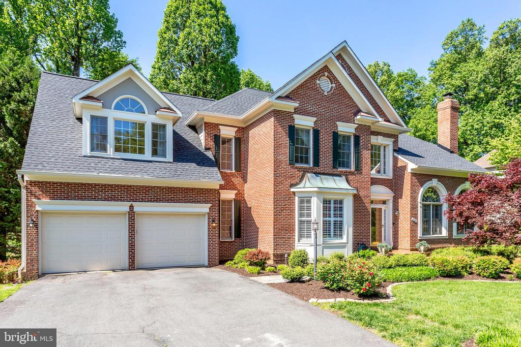 Exterior - 1144 ROUND PEBBLE LN, RESTON
