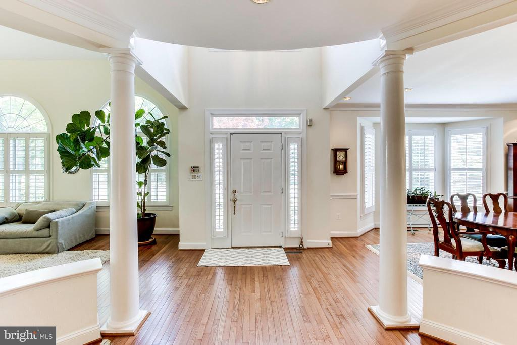 Foyer - 1144 ROUND PEBBLE LN, RESTON