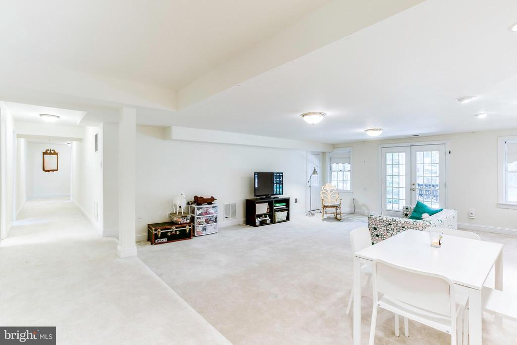 Lower Level - 1144 ROUND PEBBLE LN, RESTON