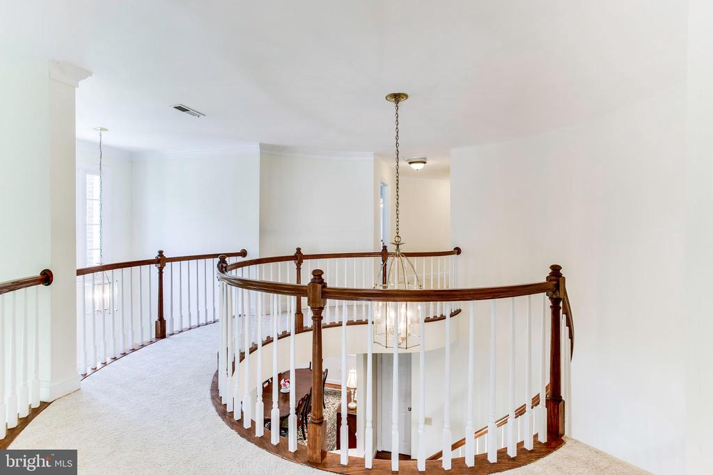 Upper Level Landing - 1144 ROUND PEBBLE LN, RESTON