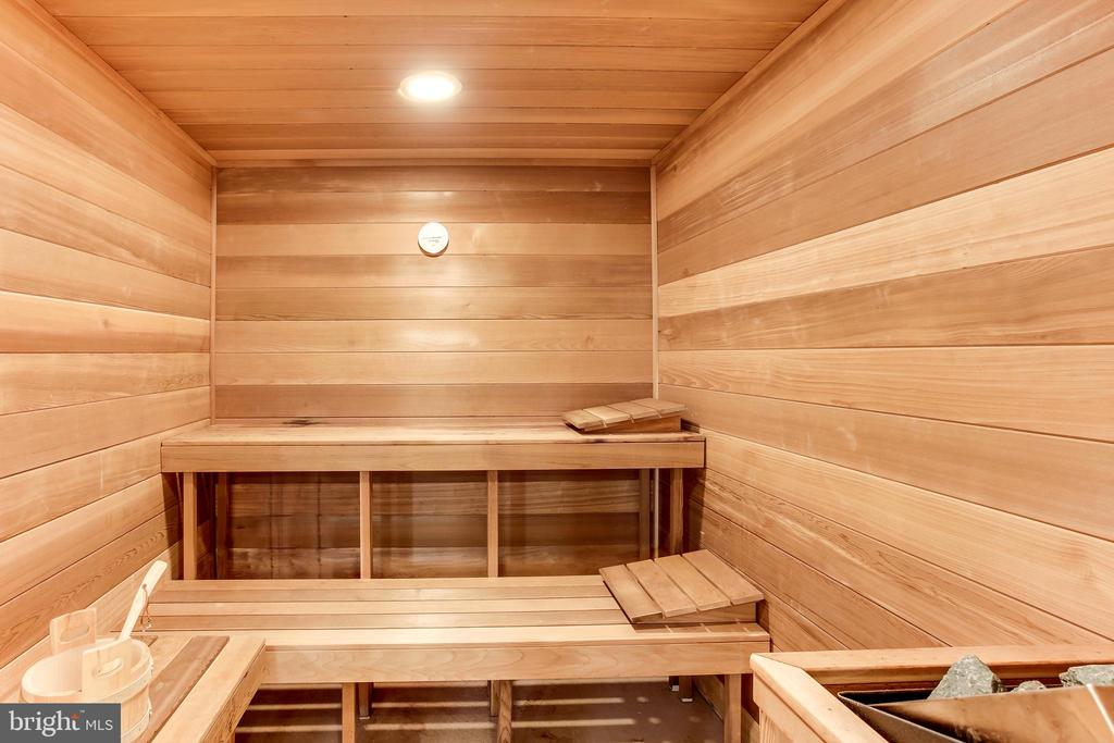 Sauna - 1144 ROUND PEBBLE LN, RESTON