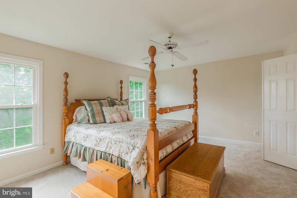 Large Master Bedroom - 18 WESTHAMPTON CT, STAFFORD
