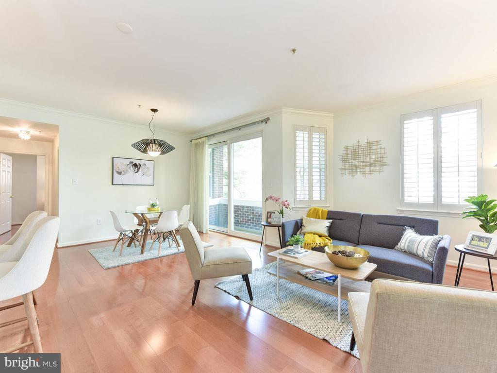 Sunny and Bright - 621 ST ASAPH ST N #103, ALEXANDRIA