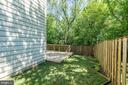 Large Fenced In Yard - 46758 WOODMINT TER, STERLING