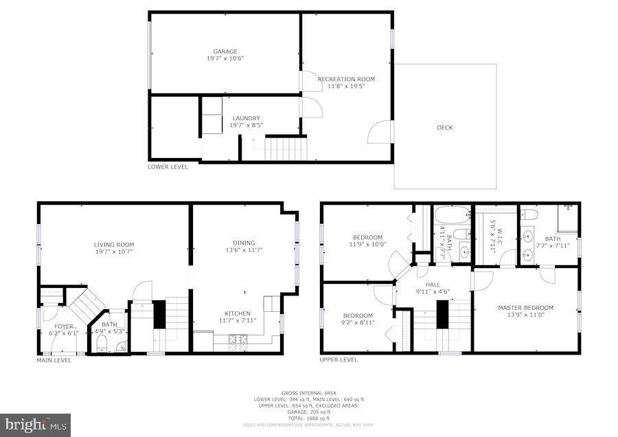 Floor Plan - 46758 WOODMINT TER, STERLING