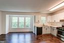 Spacious Kitchen with Dining Area - 46758 WOODMINT TER, STERLING