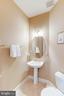Powder Room - 7900 GREENEBROOK CT, FAIRFAX STATION