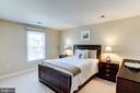 Bedroom 2 - 7900 GREENEBROOK CT, FAIRFAX STATION