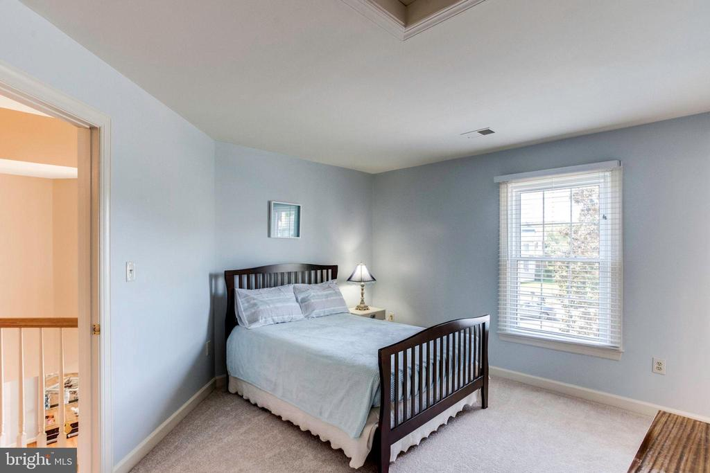 Bedroom 4 - 7900 GREENEBROOK CT, FAIRFAX STATION