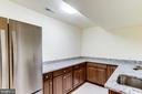 Full Second Kitchen in Basement! - 7900 GREENEBROOK CT, FAIRFAX STATION