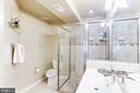 Basement - Full Bath - 7900 GREENEBROOK CT, FAIRFAX STATION