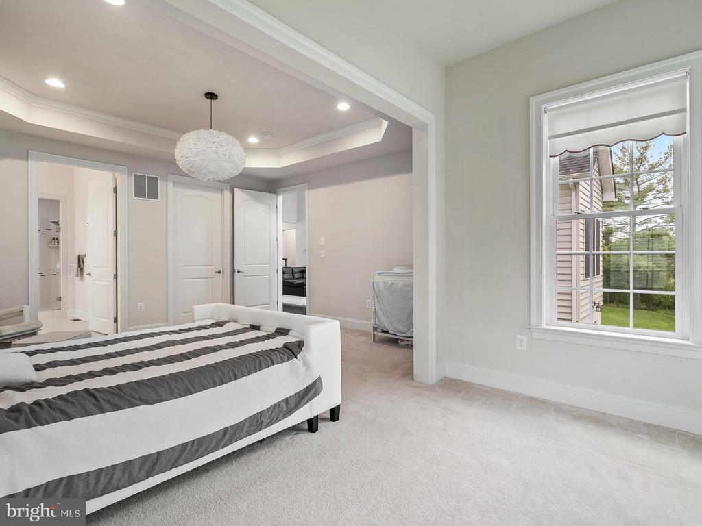 Master Suite with Huge walk-in closet - 42168 THORLEY PL, CHANTILLY