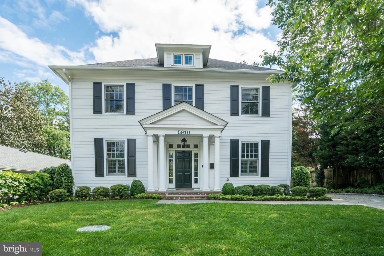 Single Family for Sale at 5910 Namakagan Rd Bethesda, Maryland 20816 United States